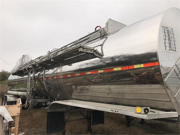 Tankmor | Liquid Tanker Trailers for Rent